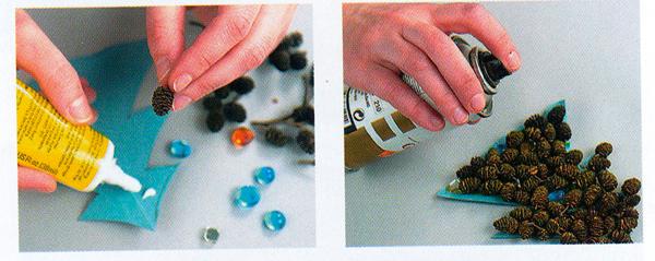 Как сделать снежки из синтепона фото 227