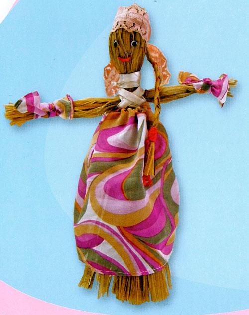 Куклы талисманы своими руками