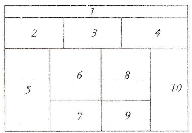 14) фасоль, горох, бобы;
