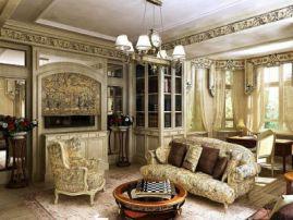 Расстановка мебели по всему дому