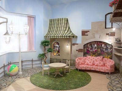 Дизайн детской комнаты ее ремонт и