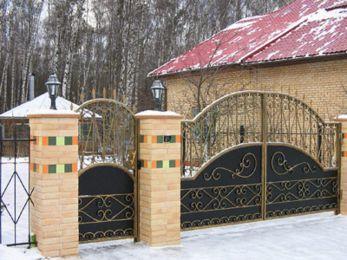 Калитки и ворота. Как самому сделать калитку и ворота на даче