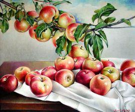 Яблочный спас. Сценарий яблочного спаса