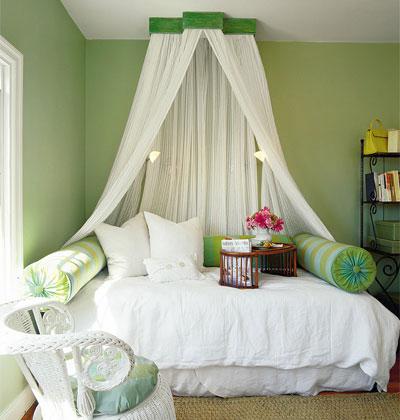 Обустройство и декорирование спальни